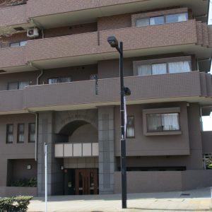売マンション(ダイアパレス新横浜駅前公園)